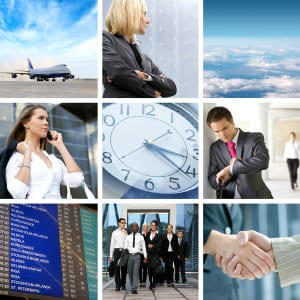 bigstock-Collage-abut-business-travelin-25729520