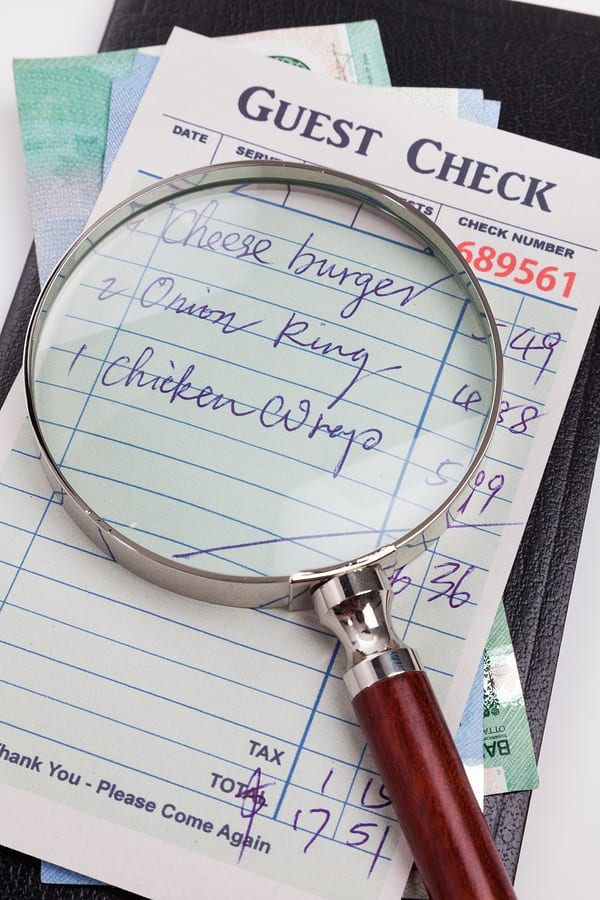 Be Mindful Of Fraudulent Expenses