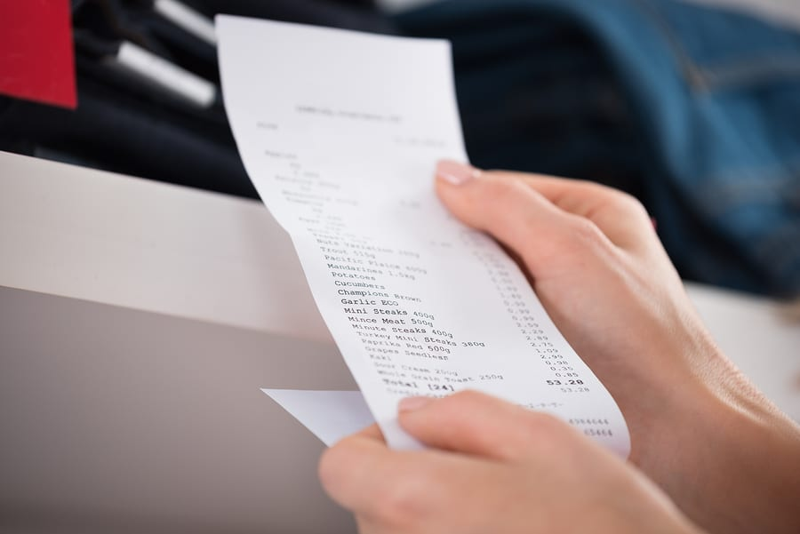 Receipt Imaging Makes Expense Reports That Much Easier