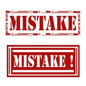 The High Cost Of Expense Reporting Mistakes