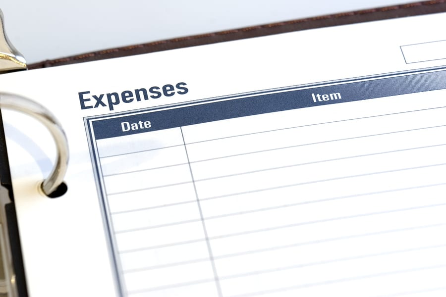 Itemizing Your Expense Sheet Is Key
