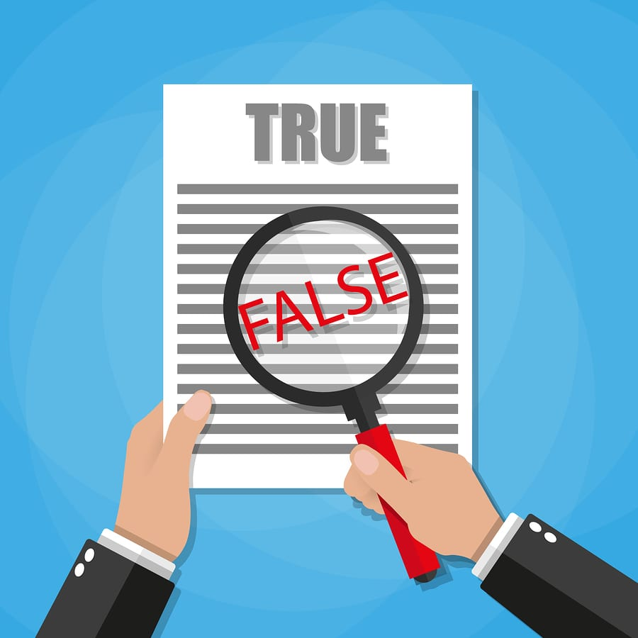What Should You Do If An Employee Files False Reports?