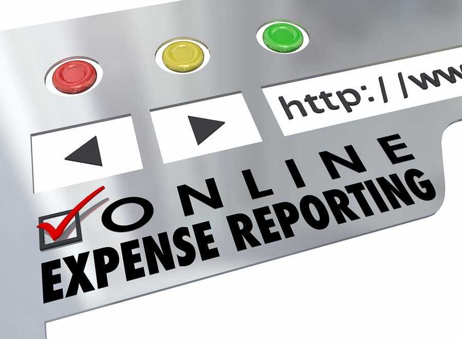 Online Expense Reports